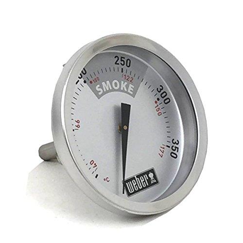 Weber 63029 Temperature Gauge for 22.5