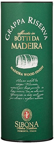 Sibona Grappa aged in Madeira Wood (1 x 0.5 l) - 4