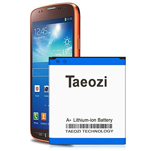 Galaxy S4 Battery, Upgraded 3200mAh Li-ion EB-B600BE Replacement Battery for Samsung Galaxy S4 AT&T I337,Verizon I545,Sprint L720,T-Mobile M919,R970,I9500,I9505,LTE I9506 [3 Year Warranty]