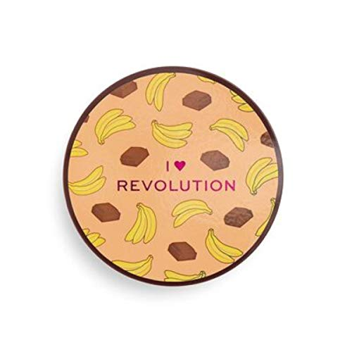 I HEART REVOLUTION BAKING POWDER CHOCOLATE BANANA
