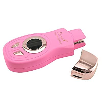 Showliss Hair Removal System,Blu-ray Thermal Laser Body Hair Removal Device,Completely And No Pain (Rose Pink) from LZYD