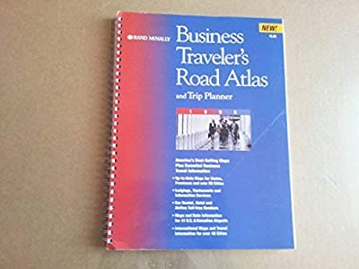 Rand McNally Business Traveler's Road Atlas and Trip Planner, 1995 (Rand Mcnally Business Traveler's Briefcase Atlas With Address Finder)