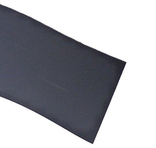 EXCOLO privacy strepen windscherm voor hek hek hek folie hek afrastering 19 cm hoog in kleur leisteen-grijs vergelijkbaar RAL 7015