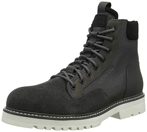 G-STAR RAW POWEL BOOT Enkellaarzen/Low boots heren Grijs Laarzen
