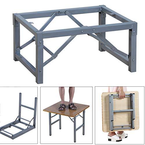 LING AI DA MAI Opvouwbare tafelpoten - verstelbare metalen tafelpoten bank benen eettafel poten beugel bar tafel benen - voor koffie en salontafel, home DIY project