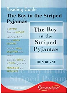 Rollercoasters: The Boy in the Striped Pyjamas Reading Guide by Davies-Edwards, Hayley ( AUTHOR ) May-31-2007 Paperback