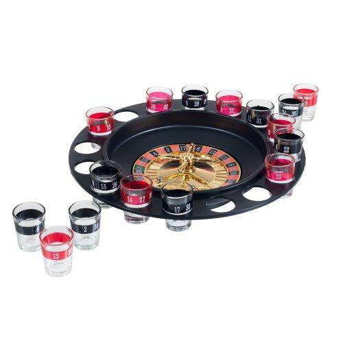 Trademark Shot Roulette Casino Trinkspiel