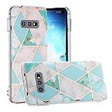 HUAYIJIE YH Coque pour Samsung Galaxy S10e G970F G970U Coque Phone Case Cover Etui Housse 3