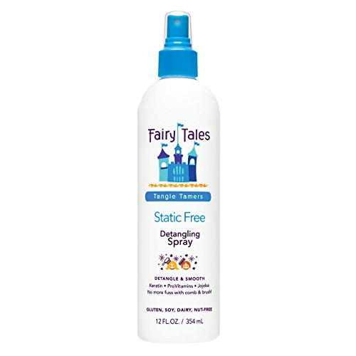 Fairy Tales Tangle Tamer Static Free Detangling Spray -...