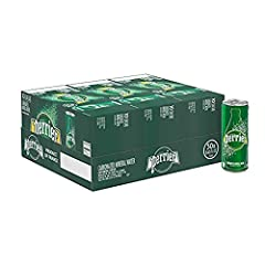 8.45 ounce/250 milliliter sleek slim Can is ideal for on the go refreshment This 30 pack provides plenty of sparkling refreshment; Enjoy chilled or mix with cocktails Our invigorating bubbles and naturally occurring minerals make for a unique, thirst...