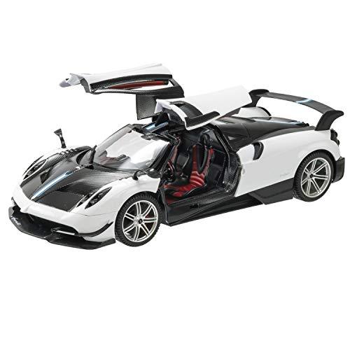 Mondo Motors - Pagani Huayra BC - modello in scala 1:14 - fino a 20 km/h di velocità - auto giocattolo per bambini - 63424