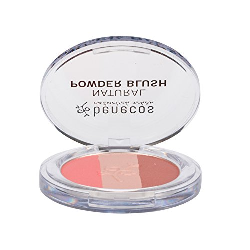 Benecos Colorete Compacto Trio Fall In Love - 5 g