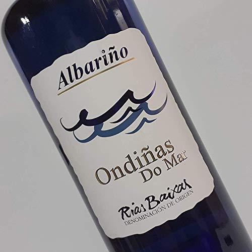 Ondiñas do Mar D.O Rias baixas - Albariño (6 botellas de 0,75 L)