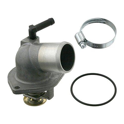 febi bilstein 27869 Thermostat mit Schelle und O-Ring , 1 Stück