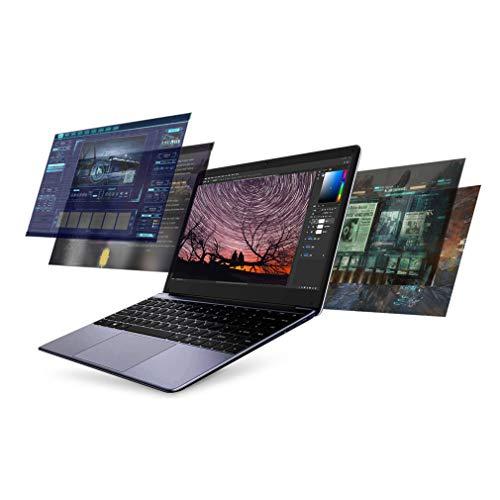 GGD 14.1 inch Full HD Laptop Intel Core i3-5005U Processor 4GB RAM 128GB Storage Windows 10 in S Mode Notebook