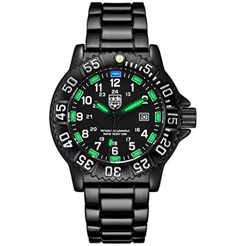 ADDIESDIVE Women Men Unisex Reloj De Pulsera Sporty Alloy Quartz Analogous MY-050-2