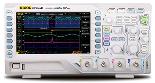 Rigol DS1054Z Digital Oscilloscope - 50 MHz Bandwidth and 4 Channels