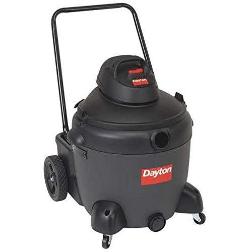 Why Choose DAYTON Wet/Dry Vacuum Air Flow 135 cfm 6 HP