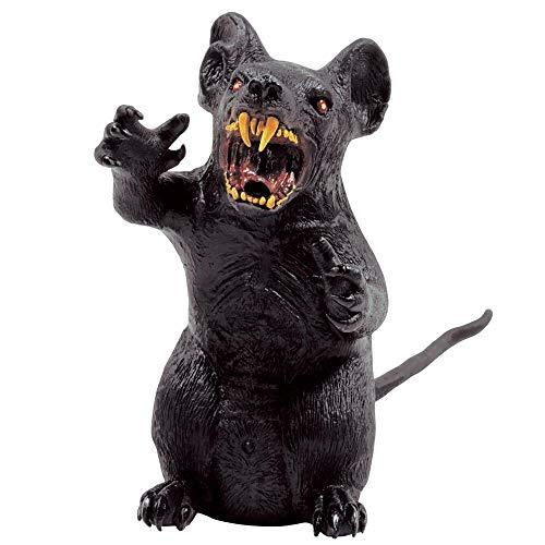 Widmann vd-wdm6821g Riesen Ratten, Schwarz, 35cm