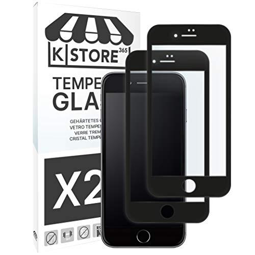 2 Piezas, Cristal Templado Para iPhone 6 Plus / 6S Plus, 9H...