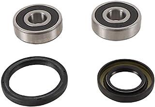 New Pivot Works Wheel Bearing Kit PWFWS-Y02-000 For Yamaha SR500 1978-1985, XVS650 V-Star 1998-2016, XVZ12 Venture 1983-1985, XVZ13 VENTURE ROYALE 1986-1993, TDM850 1992-1993, TDM850 (Euro) 1994-2001