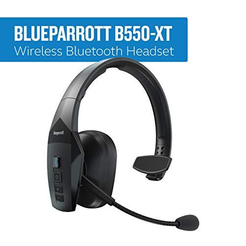 BlueParrott B550-XT Auriculares Bluetooth con cancelación de ruido