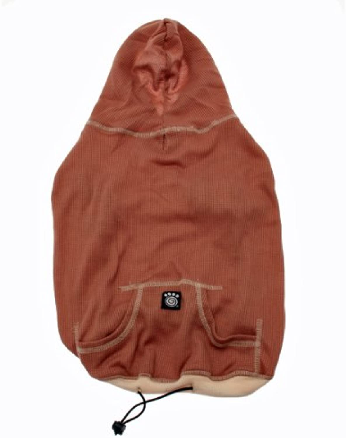 Petrageous On the Go Heathered Spice Hoodie  XXLarge