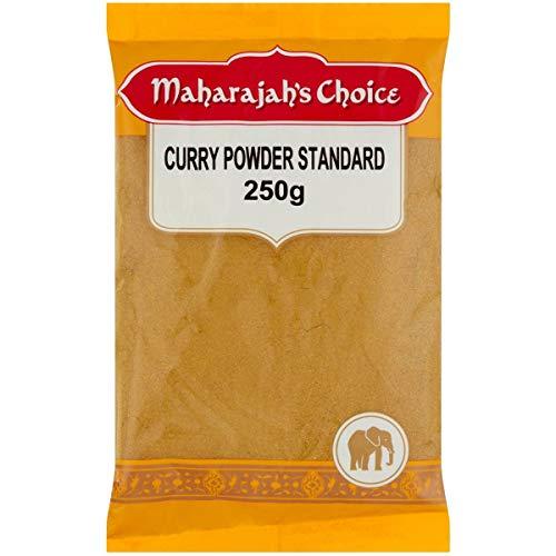 Maharajah's Choice Curry Powder Standard 250 g