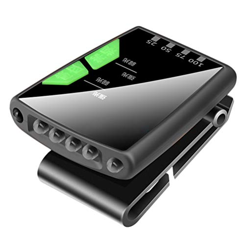 USB wiederaufladbare Körperbewegungssensor LED Scheinwerfer Hut Clip Licht wasserdicht einstellbare Lampe