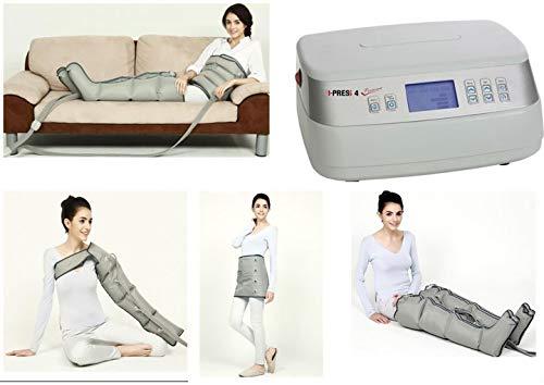 I-press4 premium Lymphdrainage-gerät Größe M Medizinisches Gerät für den ganzen Körper 5 Programme