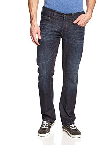 MUSTANG Herren Straight Leg Jeans New Oregon 3119-5042 W31/L34