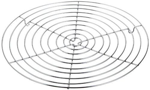 Birkmann 430617 Auskühlgitter rund, verchromt, ø 32 cm