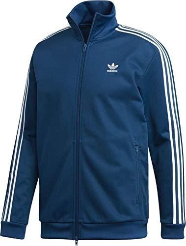 adidas Franz Beckenbauer Track Top, Felpa Uomo, Blu (Legend Marine), M