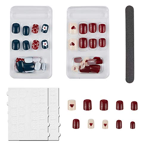 Set Uñas Postizas marca NICENEEDED