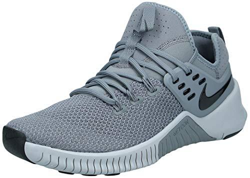 Nike Men's Metcon Free Training Shoe Cool Grey/Wolf Grey-Black 11.5