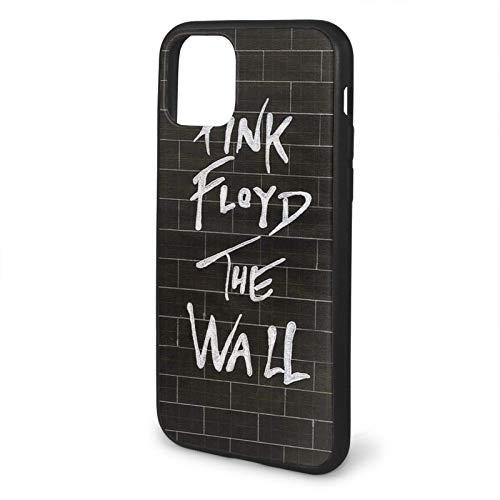 Houte Pink Floyd The Wall Rock Band 70s 80s Compatible with iPhone 7 Plus/8 Plus Case TPU Fall Protection Black Phone Cases Cover