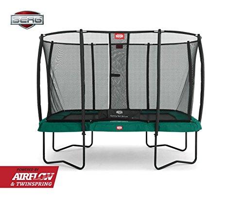 Berg 111⁄2 x 8ft Eazyfit Rechthoekige trampoline en behuizing (35.62.00)