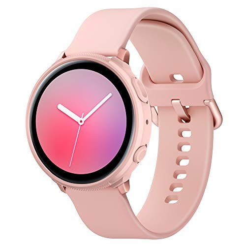 Spigen Liquid Air Armor Compatible avec Samsung Galaxy Watch Active 2 Coque pour 44mm...