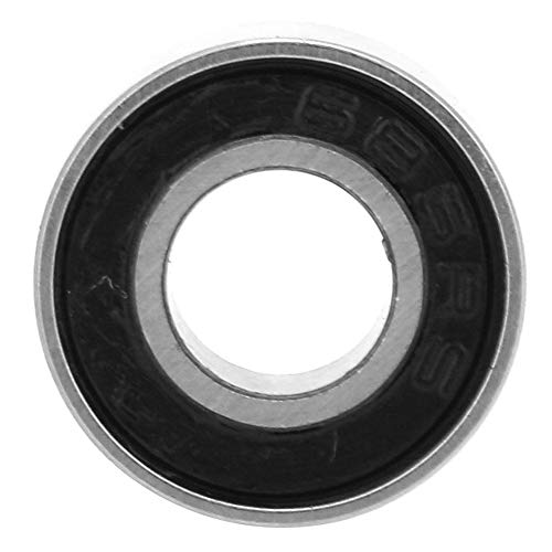 Deep Groove Ball Bearings, Bearings, High Speed Bearing Steel 3 sizes Double-sided Sealing Agricultural Wheel Bearings for electric Motors Conveying(685-2RS)