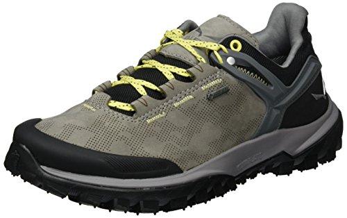 Salewa WS Speed Beat Gore-TEX, Chaussures de trail running Femme, Bleu (Ombre Blue/Tawny Port), 36.5 EU