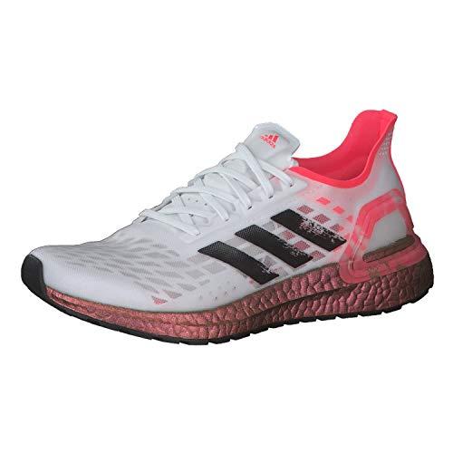 adidas Damen Ultraboost PB W Sneaker, Ftwbla/Negbás/Rossen, 40 EU