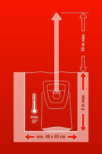 Einhell GE-SP 750 LL Klarwasserpumpe - 8