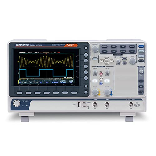 GW Instek GDS-1202B Oscilloscopio Digitale 200 MHz