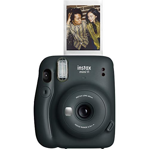 Product Image of the Fujifilm Instax Mini 11 Instant Camera - Charcoal Grey (16654786)