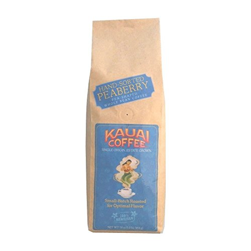 coffee beans whole peaberry - 1