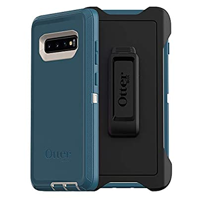 OtterBox Defender Series Case for Galaxy S10+ - Retail Packaging
