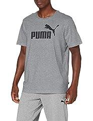 PUMA Essentials Lg T - Camiseta de Manga Corta Hombre