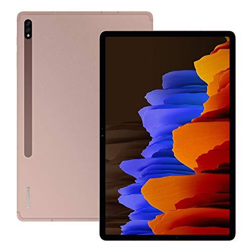 Samsung Galaxy Tab S7+ 12.4' WiFi - Tablet 128GB, 6GB RAM, Bronze