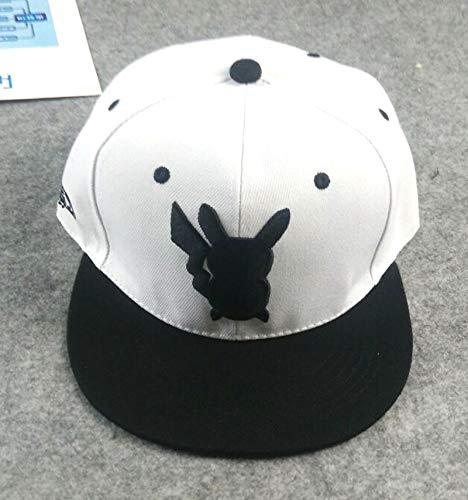 wopiaol Sombrero Sombrero de béisbol de Dibujos Animados Sombrero de Hip Hop de Verano Hombres y Mujeres