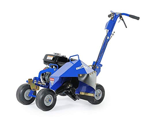Purchase Bluebird Turf Products BB650H + Cable Layer Bed Edger, Blue